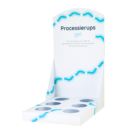 Display processierups gel