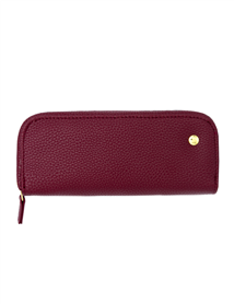 Pen Clutch Red