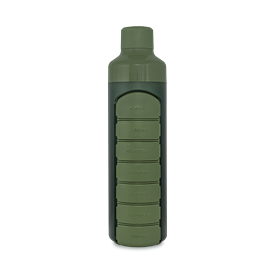 YOS Bottle - Weekly - Green