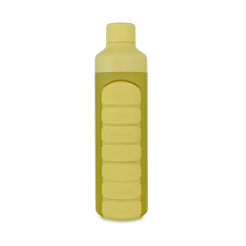 YOS Bottle - Weekly - Yellow